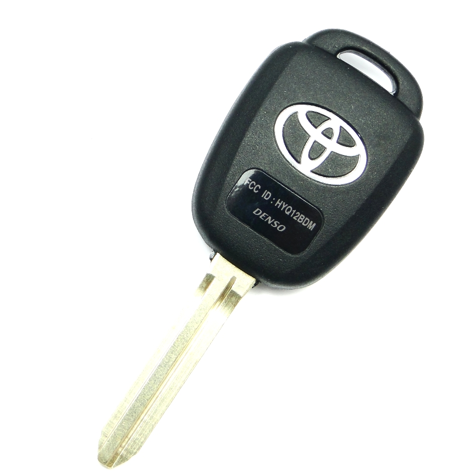 Locksmart Replacement Toyota Key Lost Toyota Key Transponder